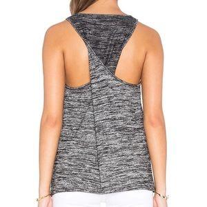 Rag & Bone Jeans Xs Grey twist back tank top